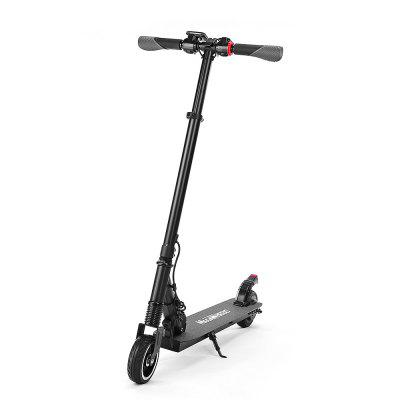 Megawheels S1 Shockproof Folding Electric Scooter leshp 200mm folding height adjustable foot scooter two rounds wheels outdoor double damping push adult kick scooter from russia