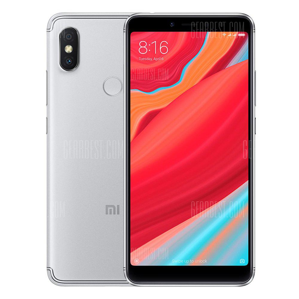 Xiaomi Redmi S2 5.99 inch 4G Phablet Global Version - GRAY  3+32GB