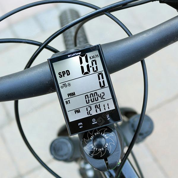 CoolChange57021WiredCyclingSpeedometerOdometer