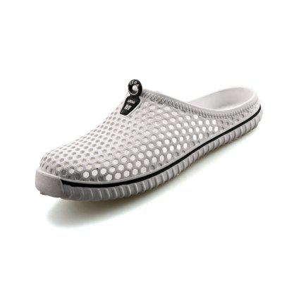 Men Trendy Summer Breathable Anti-slip Hollow Slippers