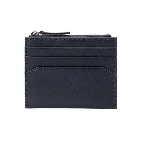 ccd99ea92 90fen Stylish Minimalist Leather Coin Purse Wallet from Xiaomi Youpin |  Gearbest