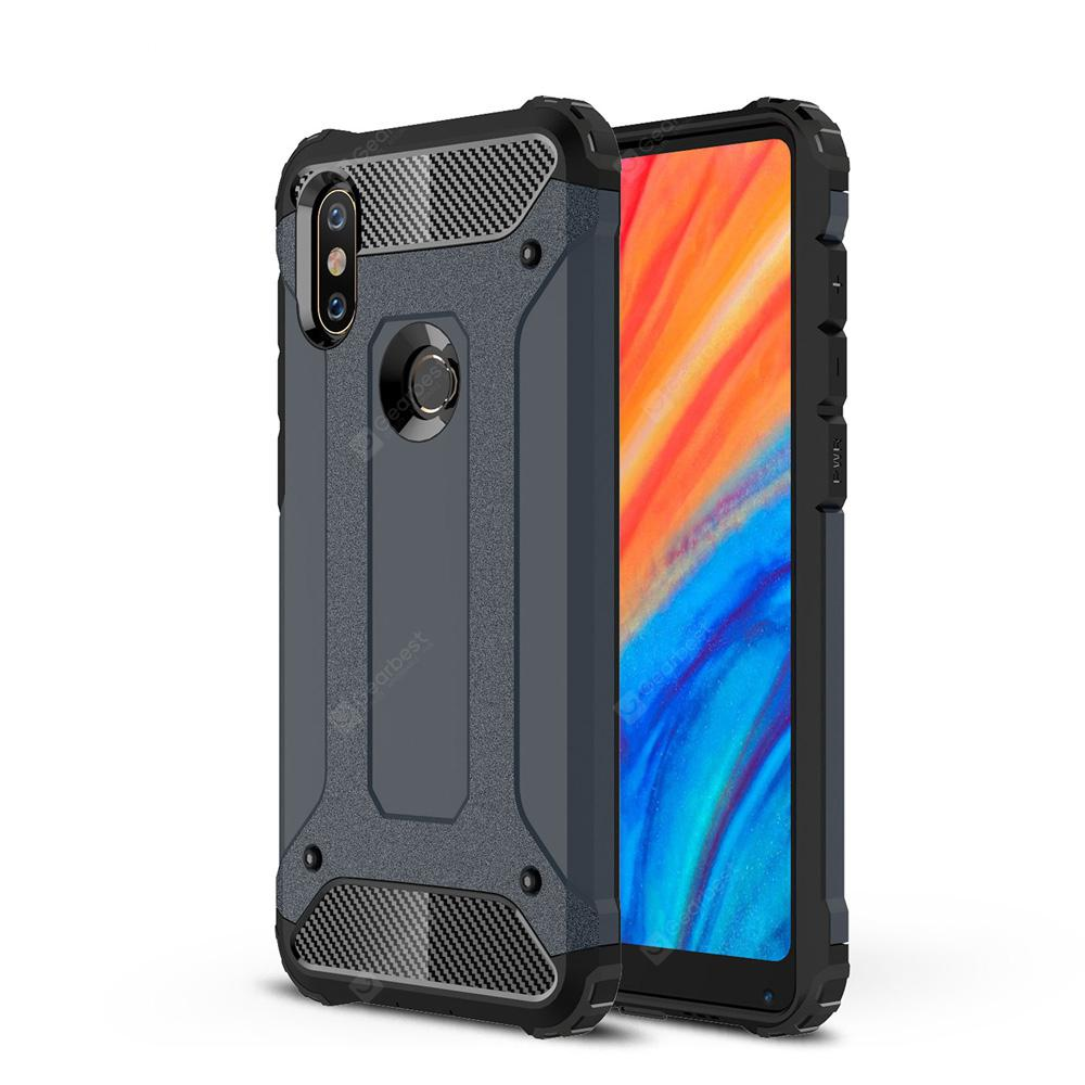 Luanke Shock-proof Armor Defender Case for Xiaomi Mi Mix 2S