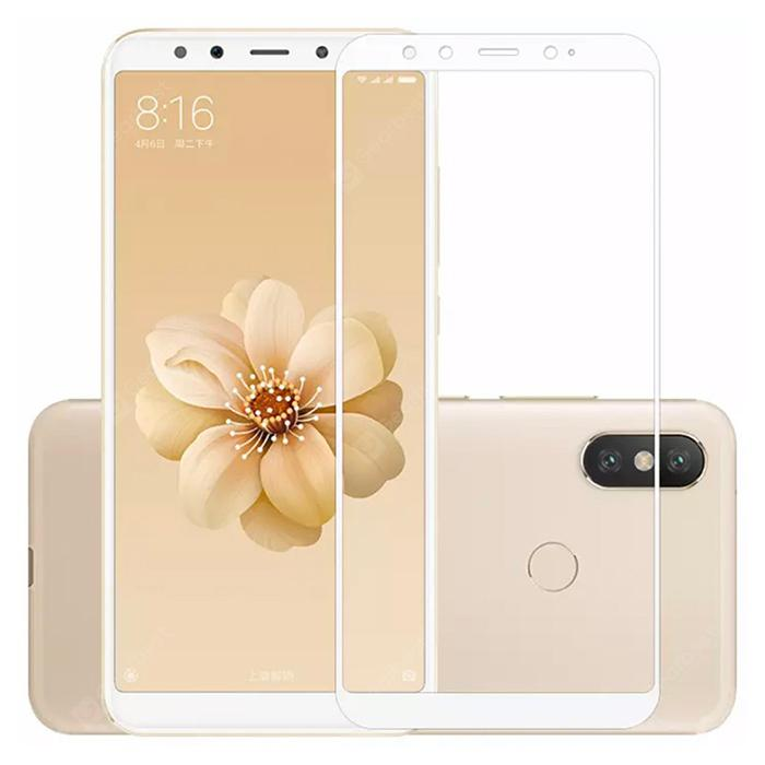 ASLING Ultra-thin Full Tempered Glass for Xiaomi Mi 6X