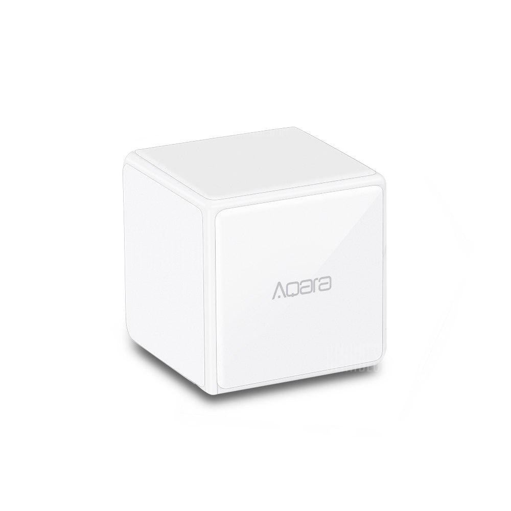 "Résultat de recherche d'images pour ""AQara Cube Smart Home Controller 6 Actions Operation for Smart Home Device gearbest"""
