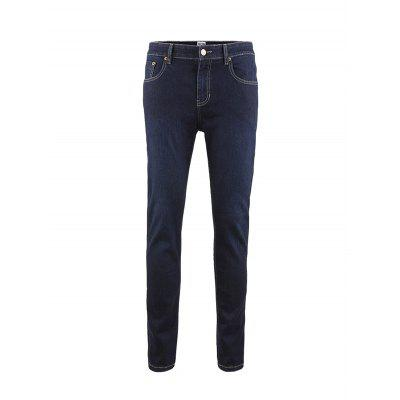 Xiaomi Trendy Breathable High Elastic Jeans портмоне trussardi jeans trussardi jeans tr016bmoos67