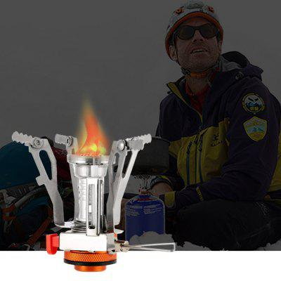 Mini Collapsible Outdoor Camping Backpacking Stoves 2PCS