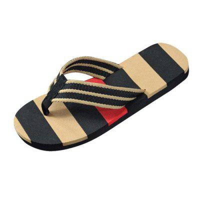 Trendy Men Wear-resistant Beach Slippers