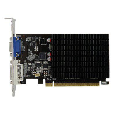 Yeston GeForce GT710 - 1G D3 Graphic Card for Desktop yeston geforce gt 1030 gpu 2gb gddr5 64 bit gaming desktop computer pc video graphics cards support