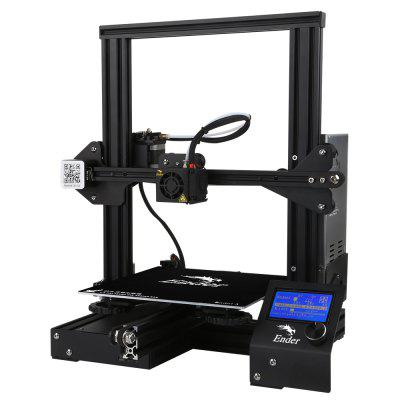 Refurbished Creality3D Ender - 3 DIY 3D Printer Kit