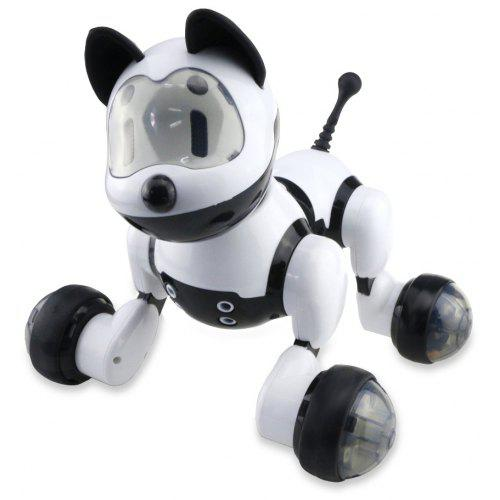 Christmas Intelligent Remote Control Pet Robot Dogs Voice Control Multifun NEW