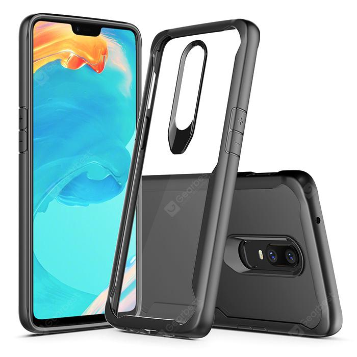 Luanke Scratch-resistant Phone Protective Case for OnePlus 6