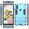 Luanke Anti-knock Phone Case for Xiaomi Mi Mix 2S - BLUE