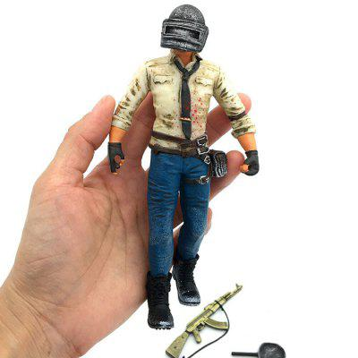 Popular Game Character Model Doll Toy