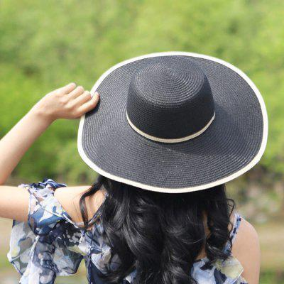 Xiaomi W.W Female Breathable Sunshade Straw Hat stetson men s breakers premium shantung straw hat