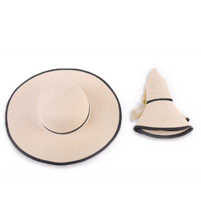 Xiaomi Youpin W.W Female Breathable Sunshade Straw Hat