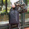 90FUN Trendy Multifunctional Foldable Sports Backpack from Xiaomi Youpin - BLACK