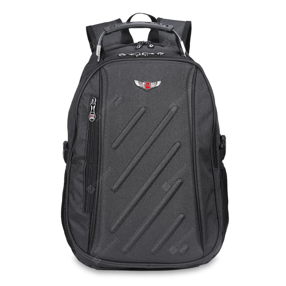 Polyester Travel Water Resistant Men Backpack