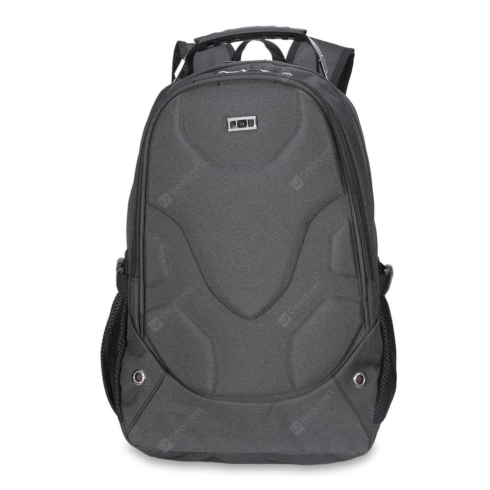 Polyester Casual Backpack for Men