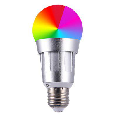 LED Wireless WiFi RGBW Intelligent LED Bulb