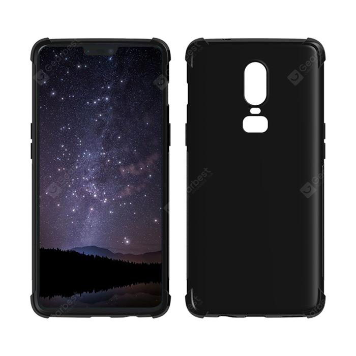 best website bf252 0547e Luanke TPU Protective Shockproof Case for OnePlus 6