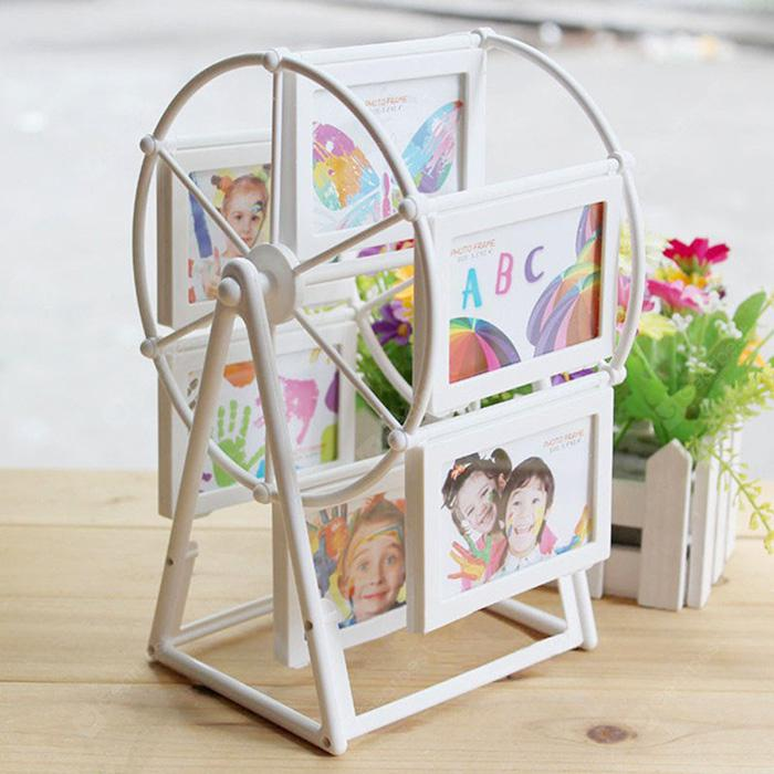 Rotating Ferris Wheel Photo Frame - $17.80 Free Shipping|GearBest.com