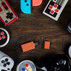 8Bitdo Wireless Bluetooth Adapter Game Controller Receiver - ORANGE SALMON