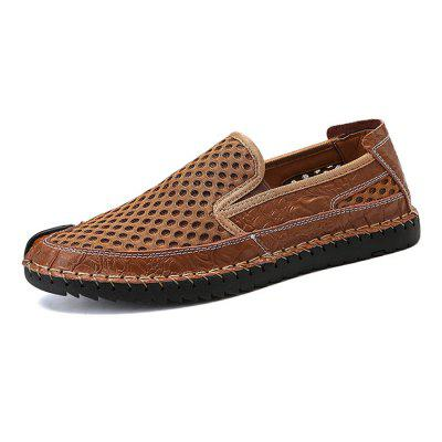 Summer Breathable Anti-slip Mesh Casual Shoes for Men