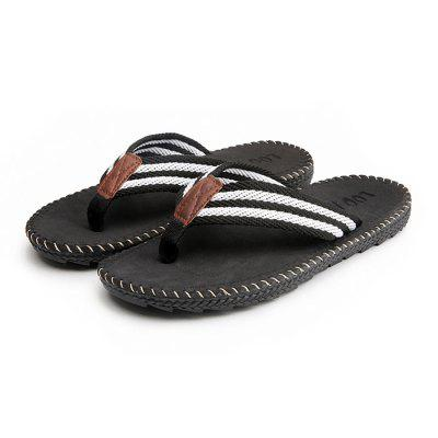 Men Casual Beach Breathable Slippers