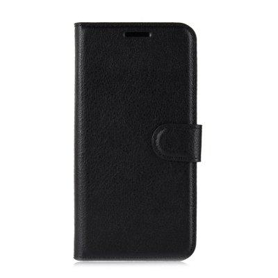 Lichee Pattern Flip Wallet Phone Case for OnePlus 6