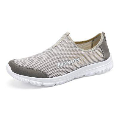 Unisex Breathable Mesh Casual Sports Shoes