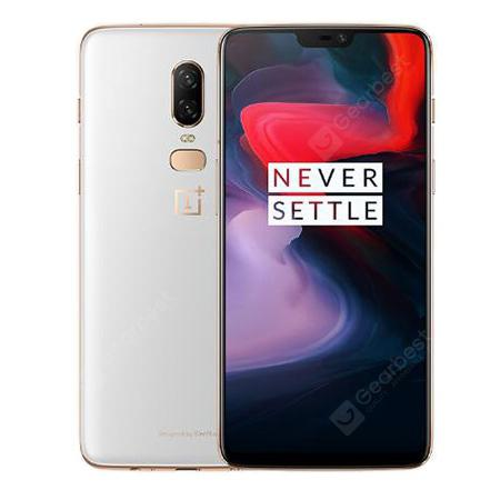 OnePlus 6 4G Phablet 8GB RAM English and Chinese Version