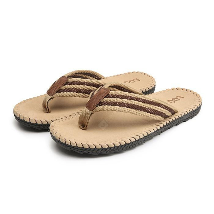 Men's Casual Beach Breathable Slippers