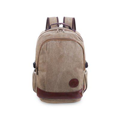 Retro Fashion Daily Men Backpack