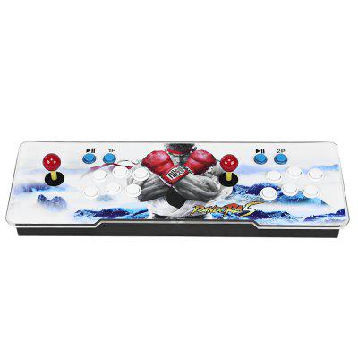 999 in 1 Video Games Arcade Console Machine Double Stick Home Pandora's Key 5s 2015 street fighting double arcade games console arcade video game machine av out two player video game