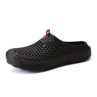 Mode Strand Ademend Mesh Hole Slippers