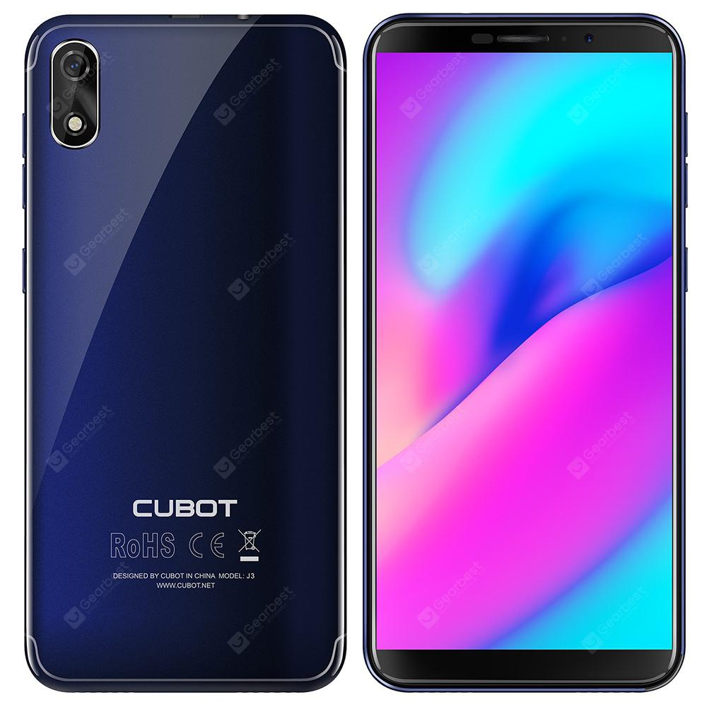 Buy Cubot J3 3g Smartphone Blue At Gearbest Chinese