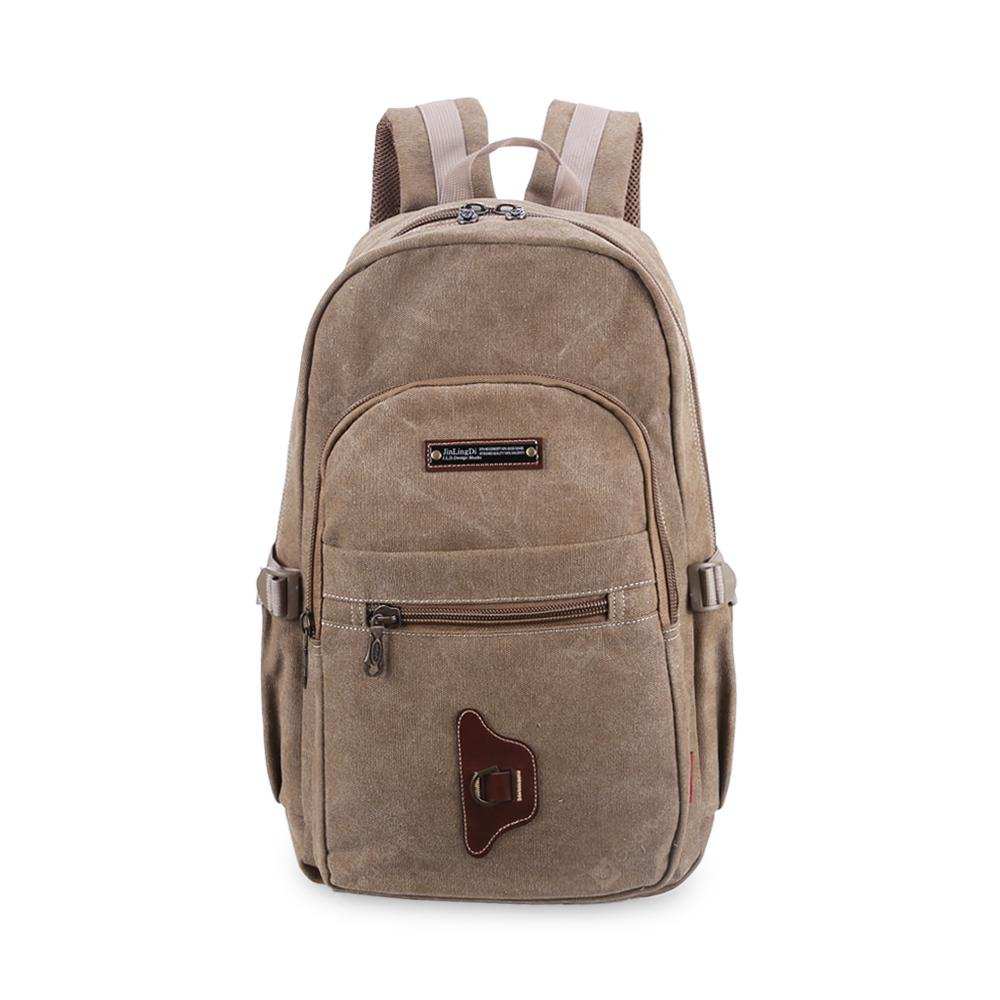 Retro Daily Leisure Backpack for Men
