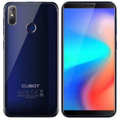 Coupon of Cubot J3 PRO 4G Phablet - Black/Navy Blue/Gray