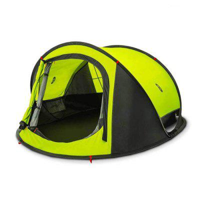 Gearbest Xiaomi Youpin Automatic Instant Pop up Waterproof Tent - AVOCADO GREEN