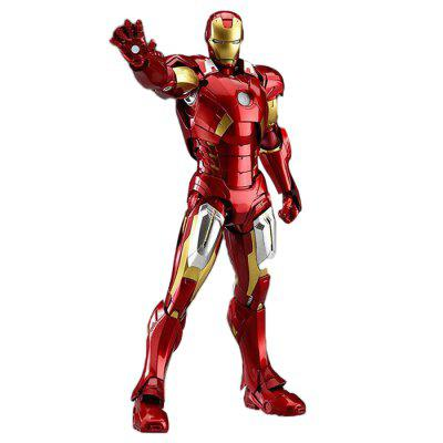 Hero Figure Movie Model Desk Ornament Gift Toy 1 6 scale figure doll 12 action figures doll iron man three the mandarin ben kingsley collectible model figure doll toy gift