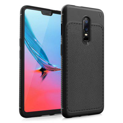 LENUO TPU Anti-knock Phone Case for OnePlus 6