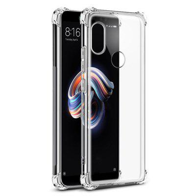 LEEHUR Shatter-resistant Phone Case for Xiaomi Redmi S2