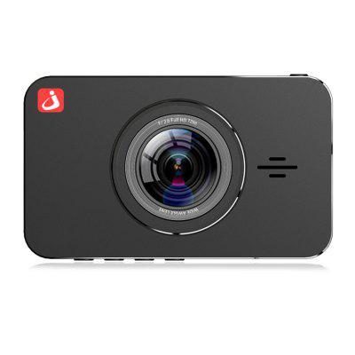 junsun H9 Plus Car DVR Camera 1296P 3 inch IPS Dash Cam Image