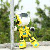 Head Induction Robot Toy - YELLOW