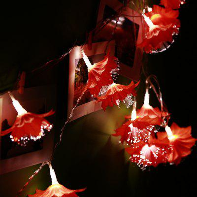 9062652 5m Flower Shape LED String Light