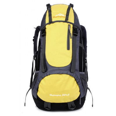 HUWAIJIANFENG Sports Wear-resistant Backpack for Men
