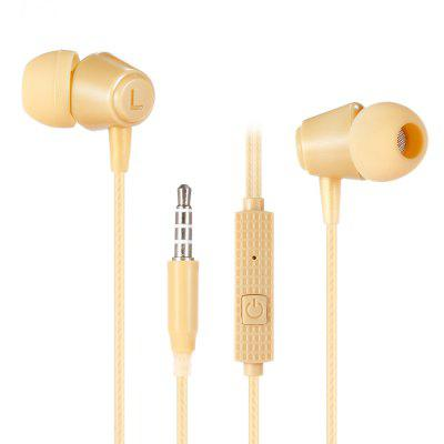 K18 Mega Bass In-ear Wired Earphone