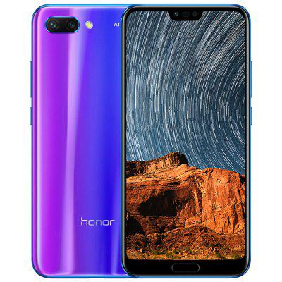 HUAWEI Honor 10 4G Phablet - Global Version cube wp10 4g phablet white