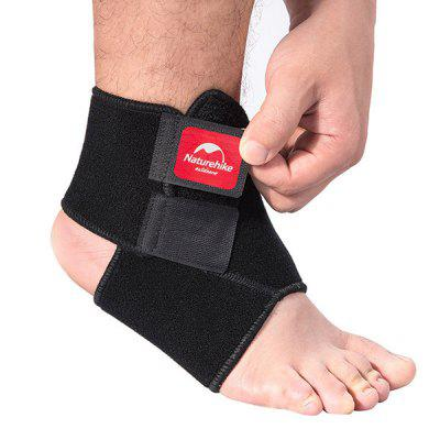 NatureHike Elastic Antideslizante Sports Tobillo Soporte 1PC