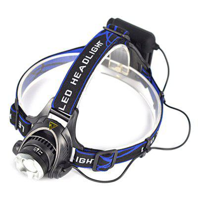 1200lm Cree T6 LED 18650 Headlamp Head Torch